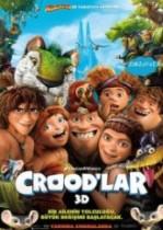 Croodlar (2013) Türkçe Dublaj izle