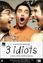 3 Aptal – 3 İdiots Türkçe Dublaj izle