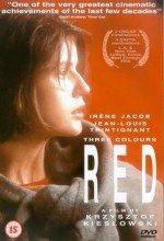 Üç Renk Kırmızı (1994)