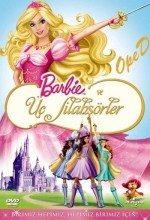 Barbie ve üç Silahşörler (2009)