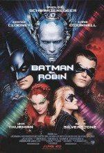 Batman ve Robin (1997) Türkçe Dublaj izle