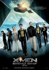 X-Men 5 Birinci Sınıf (2011)