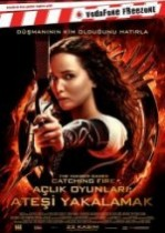 Açlık Oyunları 2 Ateşi Yakalamak (2013) Türkçe Dublaj izle