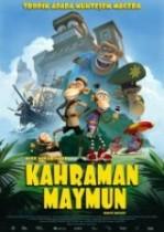 Kahraman Maymun (2013) Türkçe Dublaj izle