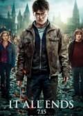 Harry Potter ve Ölüm Yadigarları Bölüm 2 (2011) Türkçe Dublaj izle