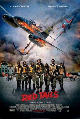 Kırmızı Kuyruklar Filosu (2012)
