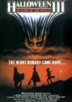Cadılar Bayramı 3 – Halloween 3 Cadının Mevsimi (1982) Türkçe Dublaj izle