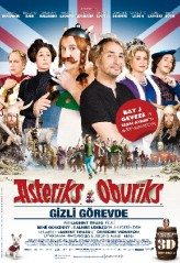 Asteriks ve Oburiks 4 Gizli Görevde (2012) Türkçe Dublaj izle