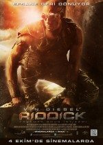 Riddick 3 – Karanlığa Hükmet (2013) Türkçe Dublaj izle