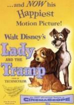 Leydi ile Sokak Köpeği 1 (1955)