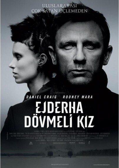 Ejderha Dövmeli Kız (2011)