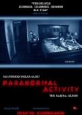 Paranormal Activity 1 (2007) Türkçe Dublaj izle
