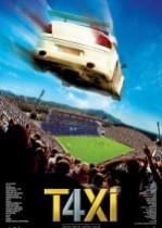 Taksi 4 (2007) Türkçe Dublaj izle