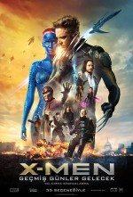 X-Men Geçmiş Günler Gelecek (2014)