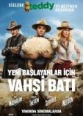Yeni Başlayanlar İçin Vahşi Batı (2014) Türkçe Dublaj izle