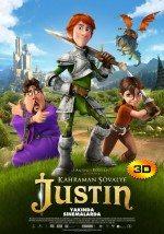 Kahraman Şövalye Justin (2013) Türkçe Dublaj izle