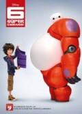 6 Süper Kahraman (2014) Türkçe Dublaj izle