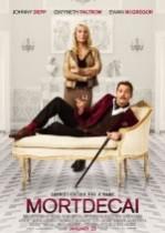 Üçkağıtçı Mortdecai (2015) Türkçe Dublaj izle