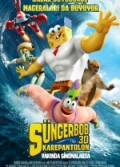 Sünger Bob Kare Pantolon 3D (2015) Türkçe Dublaj izle