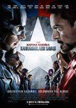Kaptan Amerika 3 Kahramanların Savaşı (2016)