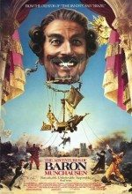 Baron Munchausen'in Maceraları (1988)