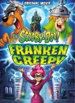 Scooby Doo Frankenstein'ın Laneti (2014)