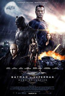 Batman ve Superman Adaletin Şafağı
