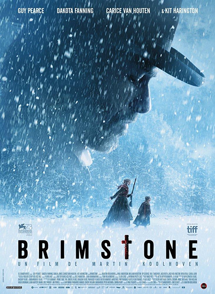 Cehennem – Brimstone (2016) Türkçe Dublaj izle
