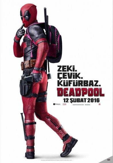 Deadpool (2016)Türkçe Dublaj izle