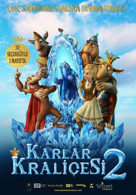 Karlar Kraliçesi 2 (2015)