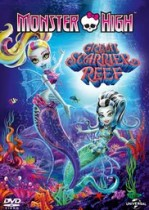 Monster High The Great Scarrier Reef izle