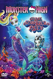 Monster High The Great Scarrier Reef