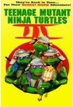 Ninja Kaplumbağalar 3 (1993)