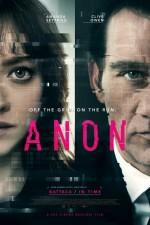 Anon (2018) Türkçe Dublaj izle