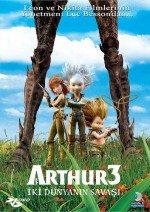 Arthur 3 İki Dünyanın Savaşı (2010) Türkçe Dublaj izle