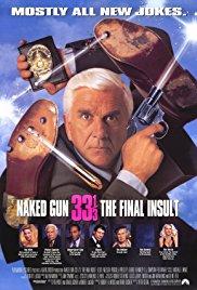 Çıplak Silah 3 (1994) Türkçe Dublaj izle