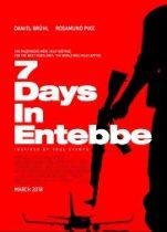 Entebbe'de 7 Gün (2018) Türkçe Dublaj izle