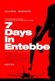 Entebbe'de 7 Gün (2018)