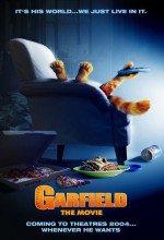 Garfield 1 (2004) Türkçe Dublaj izle