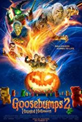 Goosebumps 2 Perili Cadılar Bayramı (2018)