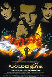 James Bond Altın Göz (1995)