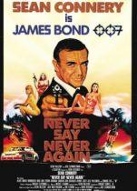 James Bond Asla Asla Deme (1983) Türkçe Dublaj izle