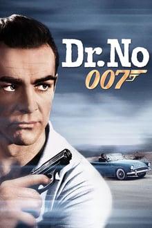 James Bond Doktor No (1962) Türkçe Dublaj izle