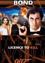 James Bond Öldürme Yetkisi (1989)