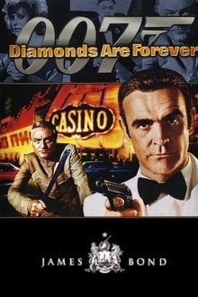 James Bond Ölümsüz Elmaslar (1971) Türkçe Dublaj izle