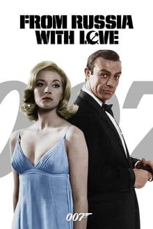 James Bond Rusya'dan Sevgilerle (1963) Türkçe Dublaj izle