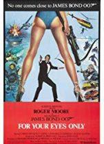 James Bond Yalnız Senin Gözlerin İçin (1981) Türkçe Dublaj izle