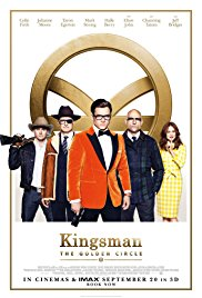 Kingsman 2 Altın Çember (2017) Türkçe Dublaj izle
