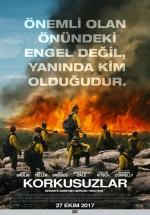 Korkusuzlar (2017) Türkçe Dublaj izle