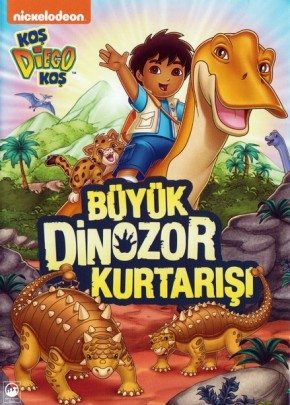 Koş Diego Koş Büyük Dinozor Kurtarışı (2015)